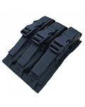 MA37 UZI / MP5  Navy Blue  Mag Pouch