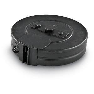 SUOMI M31 SMG 71 ROUND 9MM PARABELLUM DRUM MAGAZINE....... IN STOCK !!!