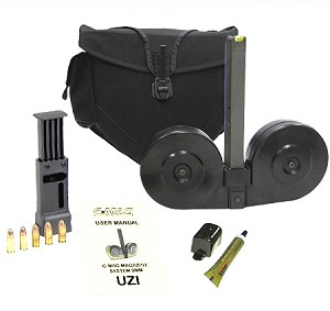 BETA C MAG™ UZI 9MM 100 ROUND DRUM MAGAZINE  $319.99  REFURBISHED SALE ( only 2 Left )