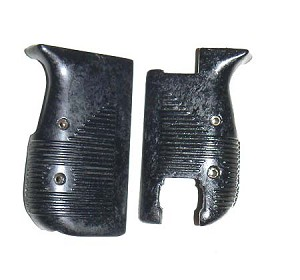 UZI IMI GRIPS  LEFT AND RIGHT USED SURPLUS