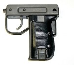 Uzi Hebrew SMG Lower Trigger Assembly USED G-VG