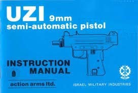 Uzi Semi Auto Pistol Manual