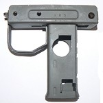 RARE !! ARS Lower Uzi Frame
