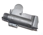 UZI SMG MODEL A FRONT CUT RECEIVER  TRUNNION